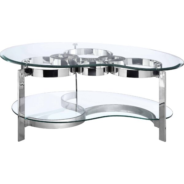 Nilda Coffee Table by Everly Quinn