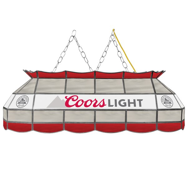 3-Light Pool Table Light by Miller Coors