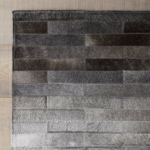 Horley Hand Woven Wool Gray Area Rug by Willa Arlo Interiors