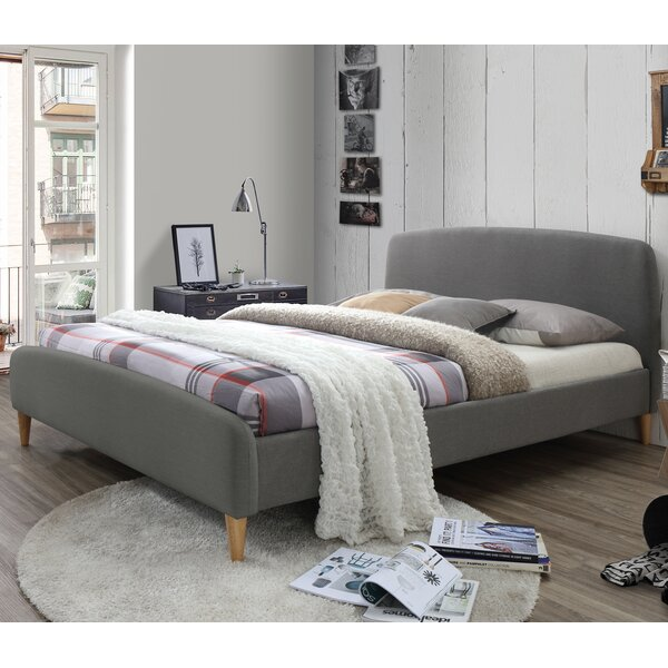 Trahan Upholstered Platform Bed by Trule Teen