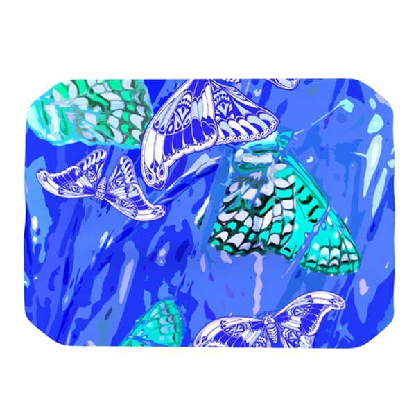 Butterflies Party Placemat by KESS InHouse