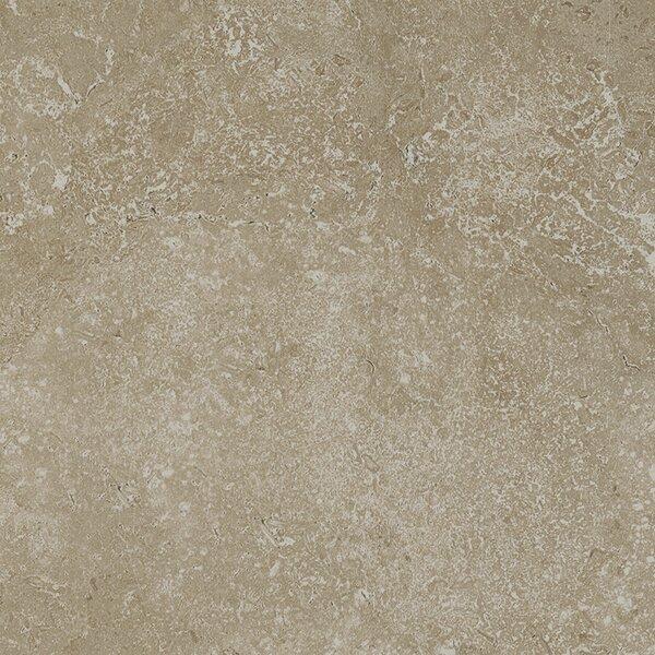 Kent 18 W x 18 Porcelain Field Tile in Pale Beige by Parvatile