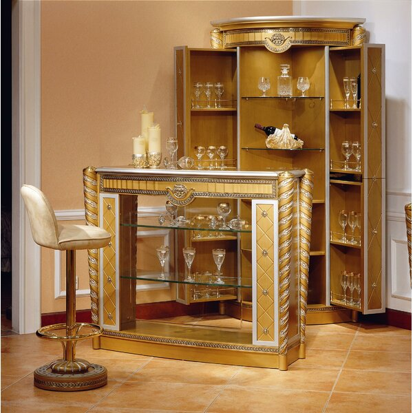 Zeus Bar Cabinet by Astoria Grand Astoria Grand