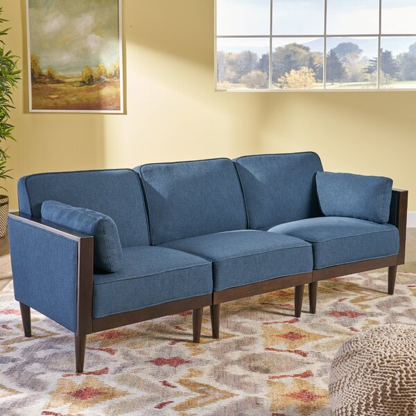 New Look Style Crosby Modular Sofa by George Oliver by George Oliver