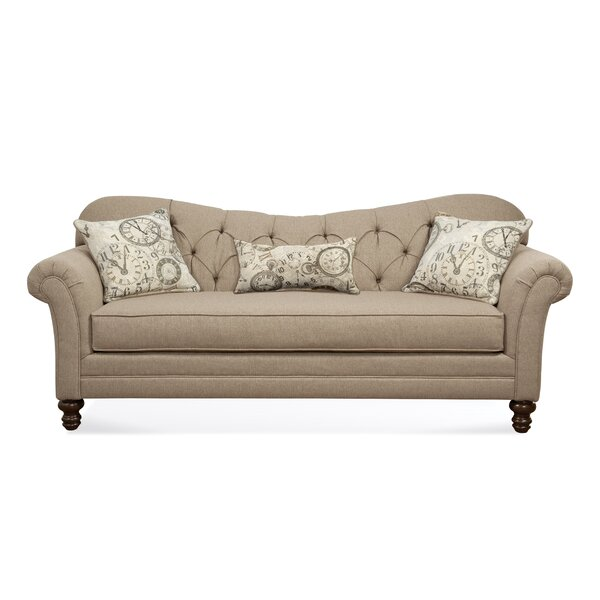 Kyla Chesterfield Sofa by Darby Home Co Darby Home Co