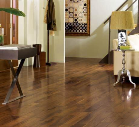 Character 3-1/4 Solid Walnut Hardwood Flooring In Brown by Somerset Floors