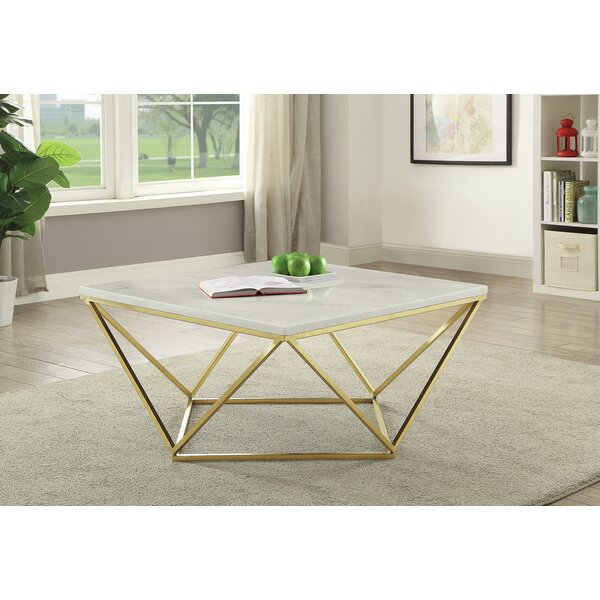 Jagan Coffee Table by Everly Quinn