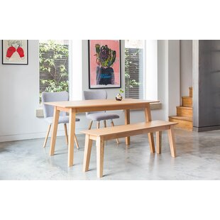 Fairway Dining Set With 2 Chairs And 1 Bench