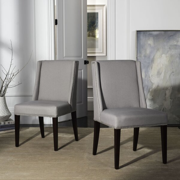 Laurence Side Chair (Set of 2) by Brayden Studio