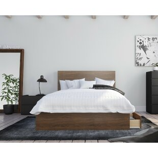 Perera Platform 2 Piece Bedroom Set By Mack & Milo