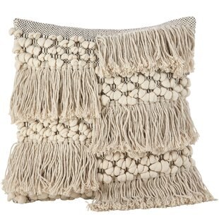 Hartwell Moroccan 100% Cotton Throw Pillow