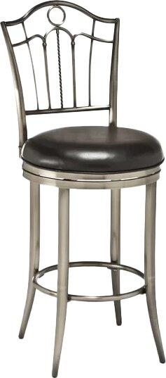 Portland 30 Swivel Bar Stool by Hillsdale Furniture