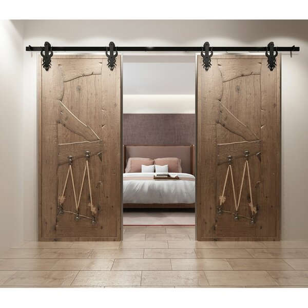 Imperial Barn Door Hardware by Homacer