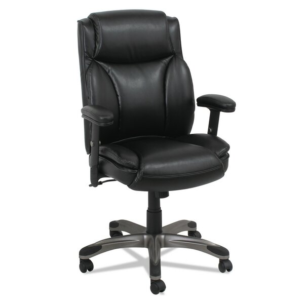 Kraemer Ergonomic Executive Chair by Latitude Run