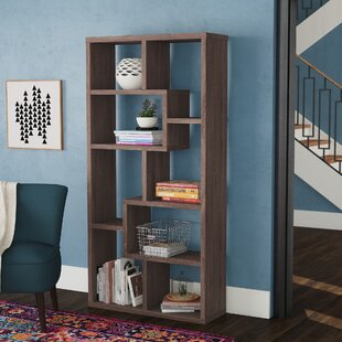 Case Habra Geometric Bookcase