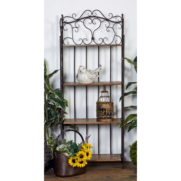 Etagere Iron Baker's Rack by Cole & Grey