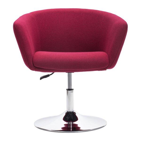 Rogin Barrel Chair by Orren Ellis