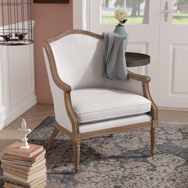 Bonneval Armchair by Lark Manor