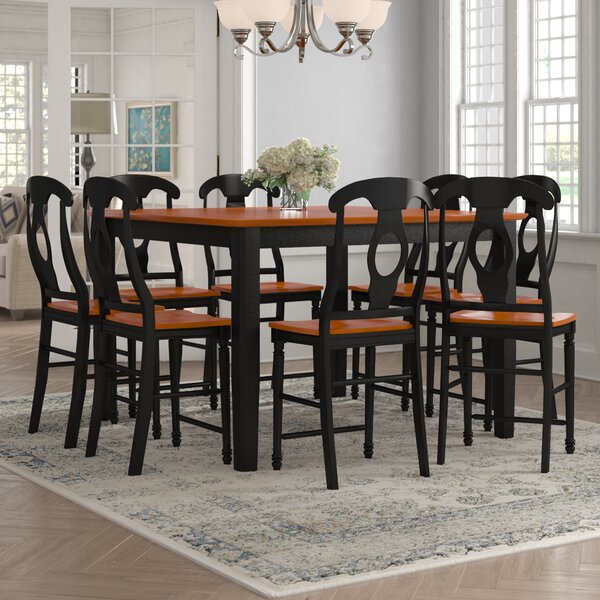 Krull Counter Height Dining Set by Red Barrel Studio Red Barrel Studio