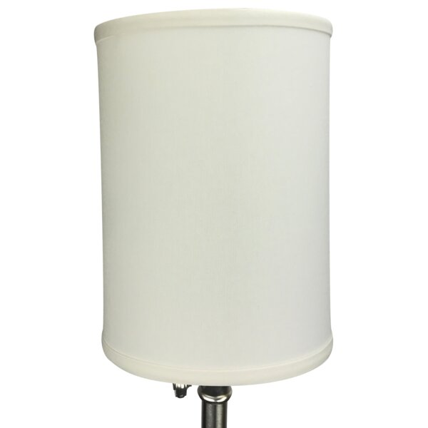 8 Linen Drum Lamp Shade by Fenchel Shades