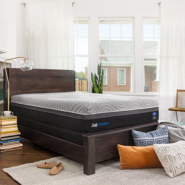 Hybrid™ Performance Copper II 13.5 Plush Mattress by Sealy