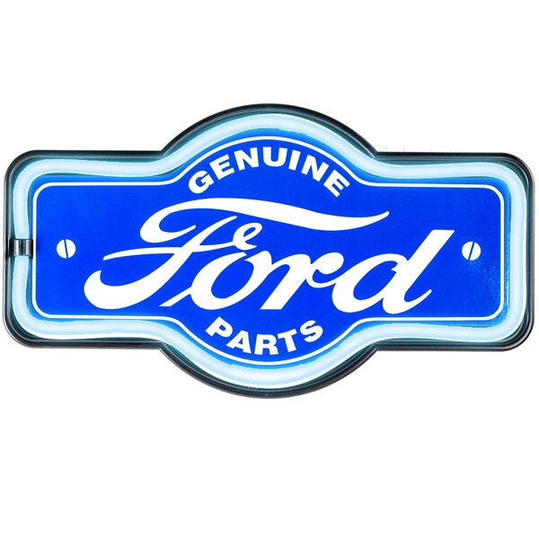 Ford LED Marquee Sign by Crystal Art Gallery