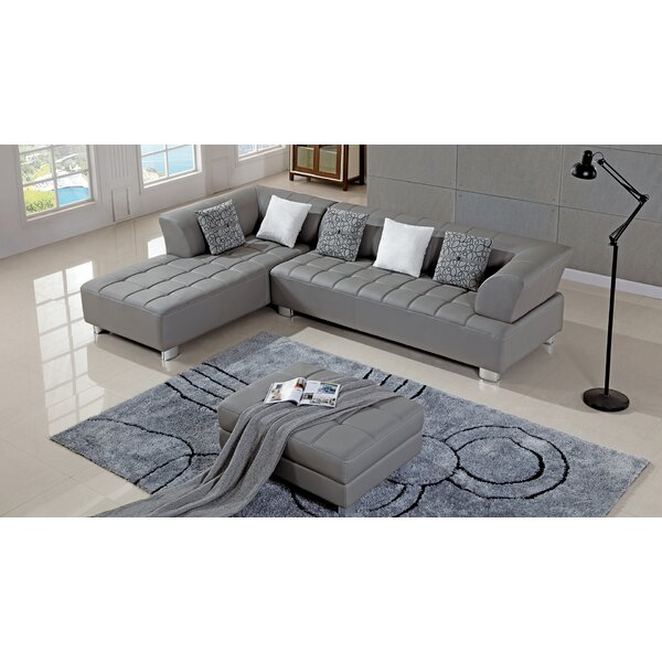 Free Shipping Henriquez Living Room Sectional