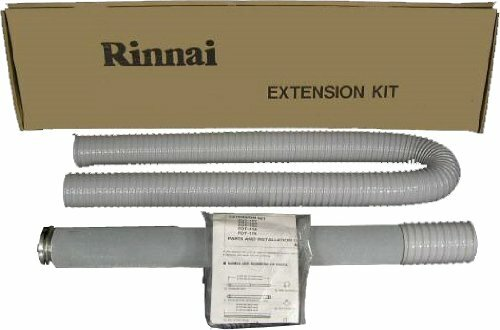 Vent Extension Kit 61.0-79.6 431/556 by Rinnai