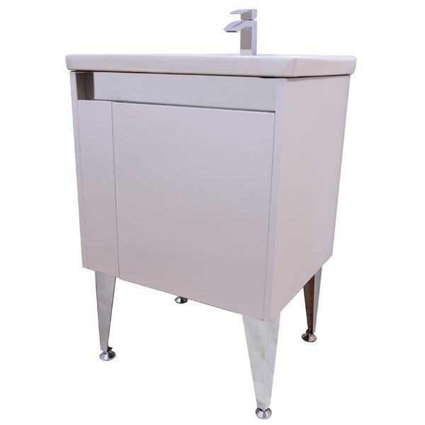 Spears 24 Bathroom Vanity with Faucet by Orren Ellis