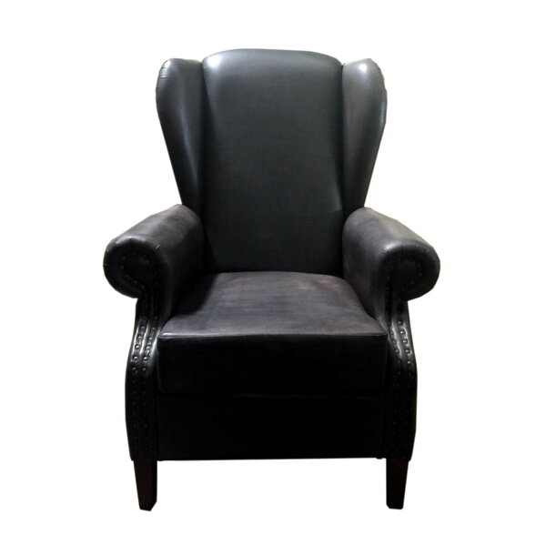 Wingback Chair by D-Art Collection