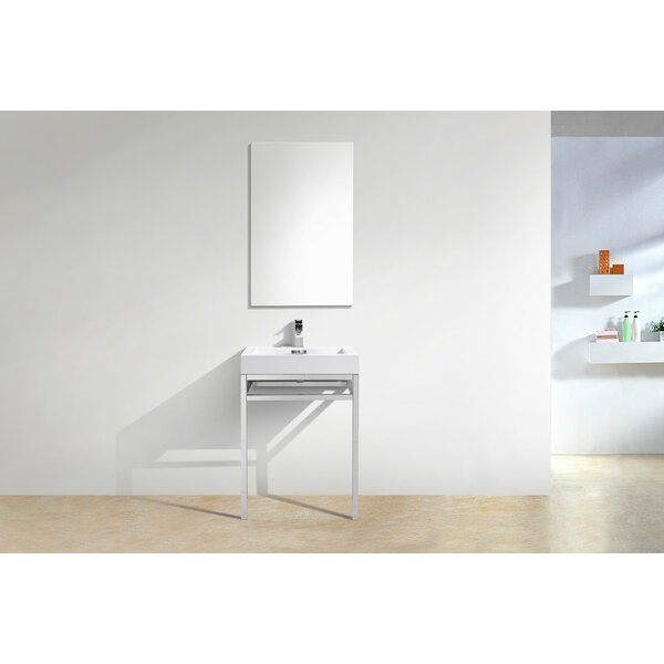 Serna 24 Single Bathroom Vanity Set by Orren Ellis