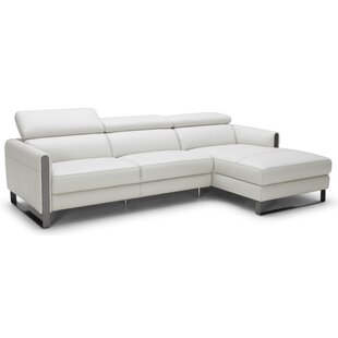 Jessie Reclining Sectional Orren Ellis