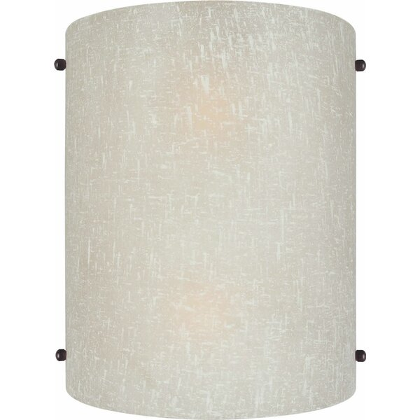 Ipswich 2-Light Flush Mount by Latitude Run