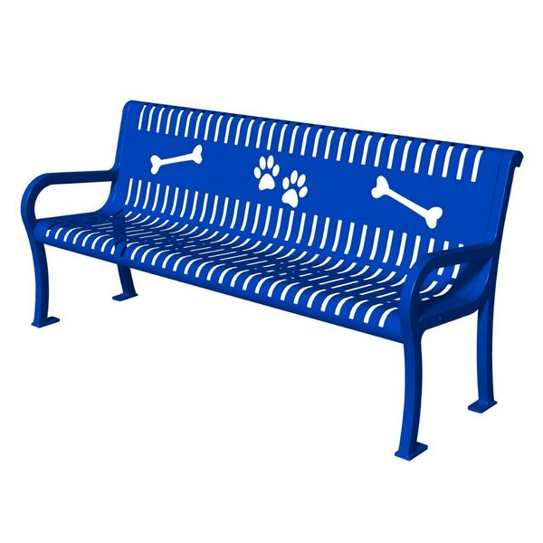 Bark Park Deluxe Bench by Ultra Play