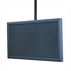 Flat Panel Straight Column Tilt Universal Ceiling Mount for 32 - 60 Flat Panel Screens by Peerless-AV