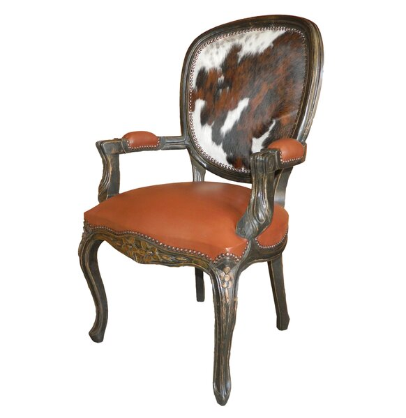 Bonanza Armchair (Set of 2) by New World Trading