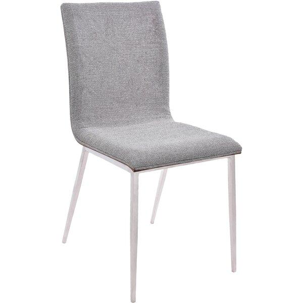 Bonetti Upholstered Dining Chair (Set of 2) by Orren Ellis