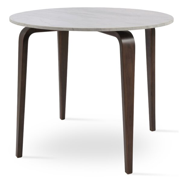 Mcquade Marble Dining Table by Comm Office