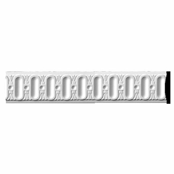 Bulwark 2 1/2H x 94 1/2W x 3/8D Panel Moulding by Ekena Millwork