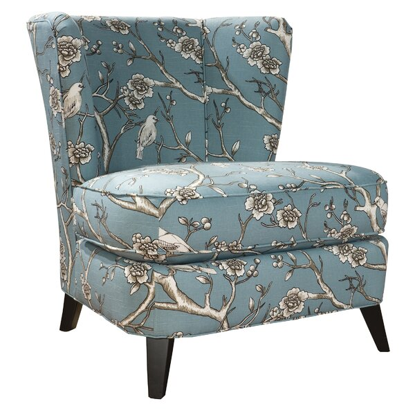 Tiara Slipper Chair by Hekman
