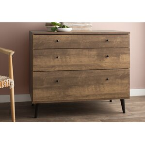 Norloti 3 Drawer Dresser