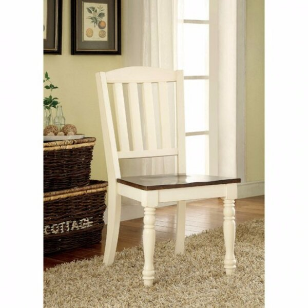 Andrew Cottage Dining Chair (Set of 2) by August Grove