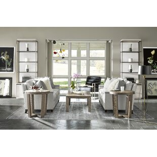 Brookes 2 Piece Coffee Table Set Union Rustic