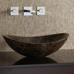 Find Marble Stone Oval Vessel Bathroom Sink By Ryvyr