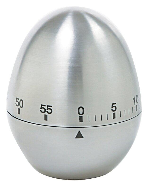 """3"""" Stainless Steel Egg Timer"""