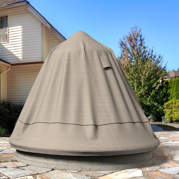 English Garden Fountain Cover by Budge Industries