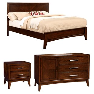 Dionn Platform Configurable Bedroom Set By Hokku Designs