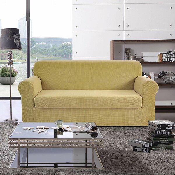 Great Deals Box Cushion Sofa Slipcover