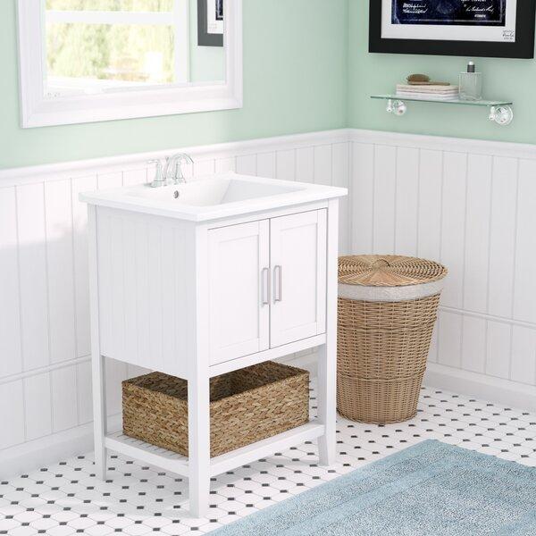 Tamecca 24 Single Bathroom Vanity Set by Beachcrest Home