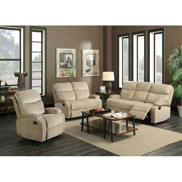 Toribio Reclining Living Room Collection By Latitude Run Bargain